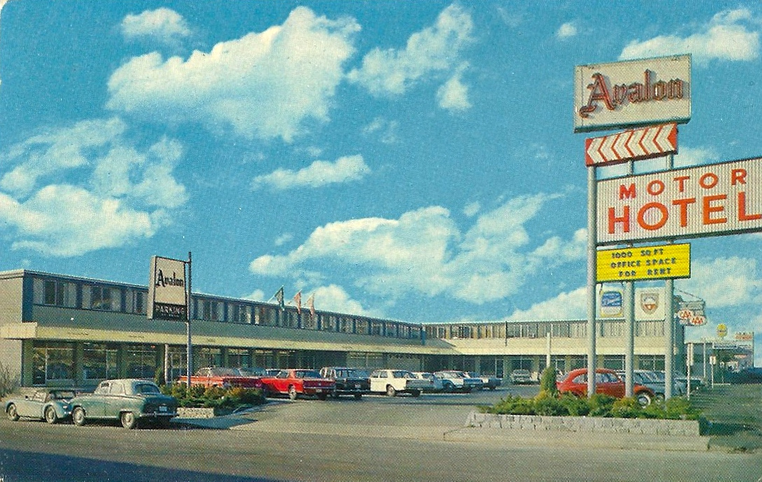 Avalon Motor Hotel - North Vancouver, BC