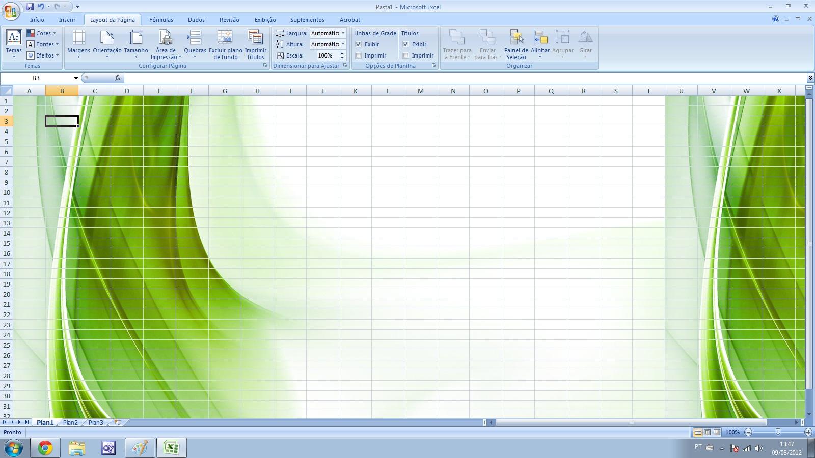 Como inserir imagem de fundo no Excel   Blog de