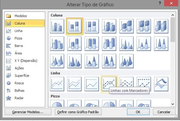 Como criar um diagrama de pareto no excel blog de informtica pareto7 ccuart Images