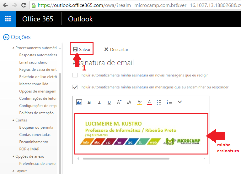 outlook office 365 owa